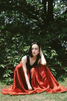 『ジオウ』ウール役・板垣李光人、1st写真集より安藤政信撮影カット公開 ジェンダーレスで神秘的な美しさ