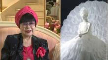 桂由美、白のウエディングドレスを作り続ける思い ドキュメンタリーで描く