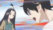 TVアニメ『 かくしごと 』第4話「ノルマエ・ナマエ」「コマ割りスケッチ」【感想コラム】