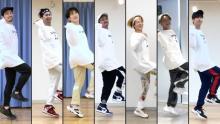 DA PUMP、楽曲「U.S.A.」のダンス・エクササイズ動画公開 KENZOが振り付け、ダンスは7人全員参加