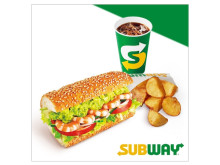 サブウェイの「サンドイッチ2個目半額」キャンペーンが期間限定で開催!