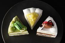 抹茶×メロン×チョコの贅沢オールスター!ニューオータニのスイーツフェアで自粛生活に極上の癒しをプラス♩