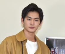 押田岳、圧巻の『ジオウ』爆破シーンオフショットを公開「威力すごすぎ」「髪の毛燃えそう…」