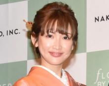 紗栄子、医療用防護マスクを寄付 医療従事者への感謝、母親としての想いをつづる