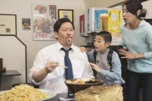 『浦安鉄筋家族』6発目、飯テロ注意なチャーハン回