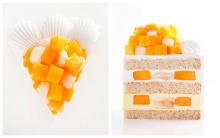 濃厚マンゴー×さっぱりライチの組み合わせ。ホテルニューオータニに夏季限定のご褒美ケーキが登場しました!