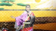 松平健が自宅でダンス!オリジナル劇場アニメ「空の青さを知る人よ」スペシャルダンスムービー公開! 【アニメニュース】