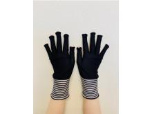 紫外線で色が変化!夏場も快適な薄型タイプの「抗菌日よけ手袋」登場
