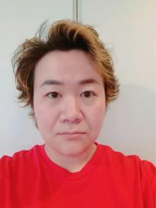 近藤春菜、カズレーザー風イケメンショット公開「春菜さん、男前」「ドキッてなった」
