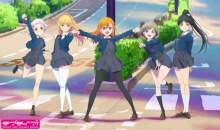 「ラブライブ!」新シリーズプロジェクトのメインメンバー5人の名前とビジュアルが公開 【アニメニュース】