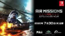 駆ける・護る・破壊する! 「空飛ぶ戦車」をNintendo Switch(TM)で体感せよ! 「Air Missions: HIND」2020年7月30日(木)発売決定! 【アニメニュース】
