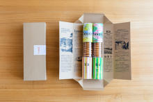 おうちで旅気分。佐賀・嬉野温泉の「旅館大村屋」が手掛ける旅菓子ボックスセットがECサイトなどで発売に