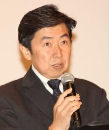 笠井信輔アナ「『寛解』というには微妙」 現状は「90点」と報告