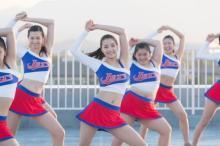 広瀬すず主演『チア☆ダン』きょう放送「ガッツが届きますようにっ!」