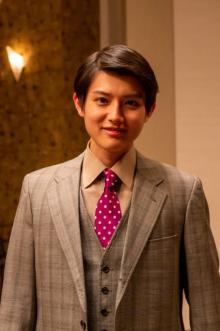 ジュノンボーイ出身・坪根悠仁、朝ドラ『エール』で俳優デビュー