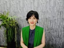 滝川クリステル、出産後テレビ初出演 『教えてもらう前と後』メインMC復帰