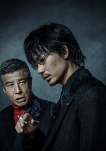 舘ひろし、43年ぶりヤクザ役で綾野剛と初共演