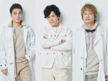 『ななにー』3ヶ月ぶりスペシャルLIVE決定 稲垣・草なぎ・香取が歌で日本に元気届ける