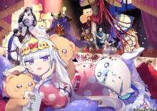 アニメ『魔王城でおやすみ』追加キャストに下野紘、小山力也 キャラビジュアル解禁