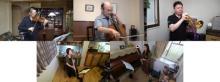 オーケストラのトッププレイヤー、孤独な演奏をリモート収録