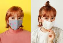 マスクを自分らしくカスタマイズできる特殊ステッカー「マスクステッカー」って知ってる?