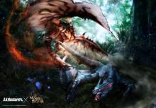 『S.H.MonsterArts』リオレウス、ナルガクルガが発売 飛行状態で固定も可能