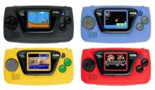 『ゲームギアミクロ』10・6発売 全4種で『ソニック』『ぷよぷよ通』『女神転生外伝』など
