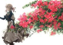 """京アニ『ヴァイオレット・エヴァーガーデン』再放送でも涙腺崩壊の声続出 """"神回""""第10話"""