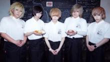 V系バンドthe Raid.が渋谷にカフェ開店&接客も コロナ禍の飲食業界進出のワケ