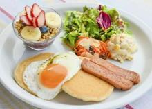 朝ごはんでハワイにいる気分に浸りたい♡アロハテーブルの「アロハブレックファースト」を食べにいこう♪