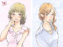 同年代でもこんなに違う!おばさんくさく見える人と若く見える人の違い