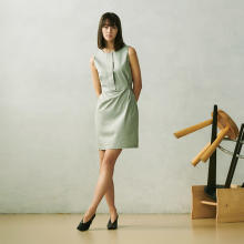 「ユニクロ × セオリー」のコラボワンピースに一目惚れ♡銀座に誕生する「UNIQLO TOKYO」でも発売に