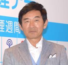 石田純一、レギュラーラジオにスタジオ復帰 辛坊治郎とトーク