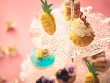 ハワイを感じる癒しのひと時…。「ストリングスホテル東京インターコンチネンタル」のアフタヌーンティーが素敵