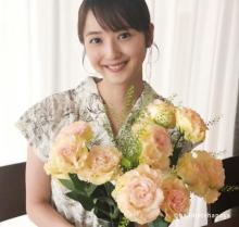 """佐々木希、""""花初心者""""へ花を飾る楽しさ紹介「朝起きたときに花があると、今日も一日頑張れる」"""