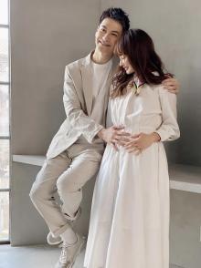 JOY&わたなべ麻衣、第1子妊娠を書面で発表「子供を全力で守り歩んでいきます」【コメント全文】