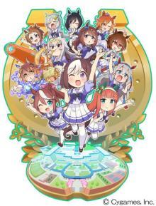 『ウマ娘』新作ショートアニメの「うまよん」7・7放送開始 PVも解禁