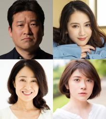 佐藤二朗が香取慎吾をのぞき見 三谷幸喜シットコム追加出演者を発表