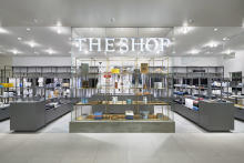 これぞ『定番』と呼べるものだけを集めたお店。「THE SHOP」の新店舗が「ニュウマン横浜」内にオープン