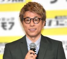 第2子誕生の田村淳、赤ちゃんとの2ショット公開 ファンから祝福の声相次ぐ