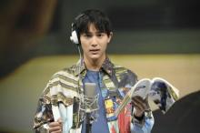 """中川大志、きょう22歳の誕生日 映画『ソニック』""""一人全役""""野球シーンの映像解禁"""