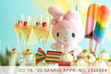 大好きなキティとマイメロに会える♡ヒルトン大阪でコラボスイーツパーティが開催です♪
