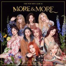 TWICE、韓国9thミニアルバムが1位を獲得「海外女性アーティストのアルバム1位獲得作品数」で歴代単独2位に【オリコンランキング】