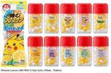 『ポケモン』噛むブレスケア7・1発売 ピカチュウやイーブイ…ボトルは全10種類