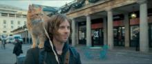 ボブ安らかに…BSテレ東で映画『ボブという名の猫』追悼放送決定
