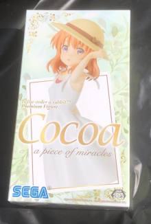 『ご注文はうさぎですか??』ココア奇跡の一枚フィギュア!確かな女子力と奇跡ではない美少女っぷり【レビュー】