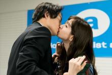ドラマ『M』アユとマサが運命のキス 礼香と流川は恐怖のキス!? ドロ沼化が加速する第5話