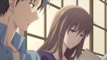 『フルバ』繭子、紫呉を横目に過去思い出す 第12話の場面カット公開