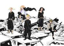 週刊少年マガジンにて連載中の「東京卍リベンジャーズ」2021年にアニメ化決定! 【アニメニュース】