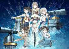 「劇場版 ハイスクール・フリート」Blu-ray&DVD2020年10月28日(水)発売決定! 【アニメニュース】